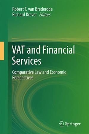 Bog, hardback Vat and Financial Services
