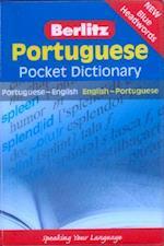 Berlitz: Portuguese Pocket Dictionary af Berlitz Publishing