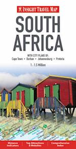 Insight Travel Maps: South Africa (Insight Travel Map)