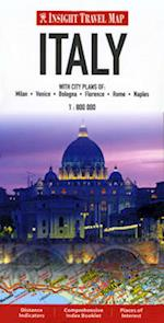 Insight Travel Maps: Italy (Insight Travel Map)