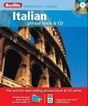 Bog, sampak Berlitz: Italian Phrase Book & CD af Not Available