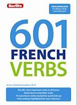 Berlitz Language: 601 French Verbs (Berlitz 601 Verbs)