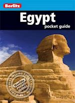 Berlitz: Egypt Pocket Guide (Berlitz Pocket Guides, nr. 170)