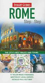 Insight Guides: Rome Step by Step (Insight Step by Step)