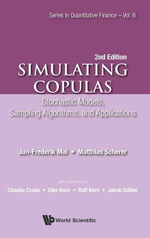 Bog, hardback Simulating Copulas af Jan-Frederik Mai, Matthias Scherer