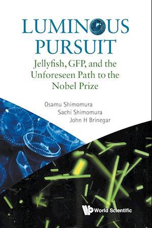 Bog, paperback Lessons from Jellyfish af Sachi Shimomura, Osamu Shimomura, John H. Brinegar