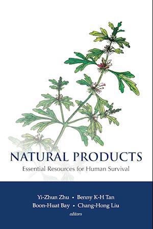 Bog, paperback Natural Products