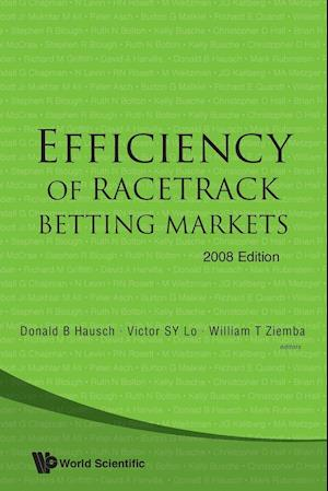 Bog, paperback Efficiency of Racetrack Betting Markets (2008 Edition)