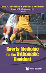 Sports Medicine for the Orthopedic Resident