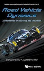 Road Vehicle Dynamics