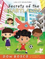 Secrets of the Heartlands (Sherlock Hong Adventures)