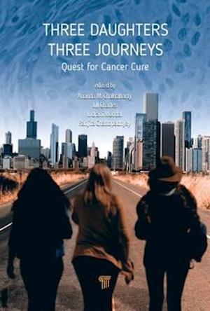 Bog, paperback Three Daughters, Three Journeys af Jill Charles, Indrani Mondal, Ranjita Chattopadhyay