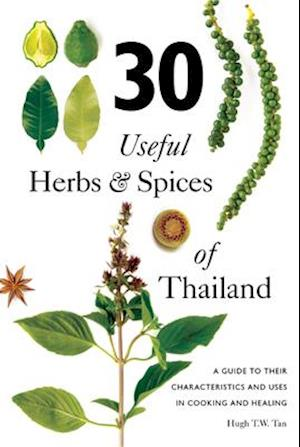 Bog, paperback 30 Useful Herbs & Spices of Thailand
