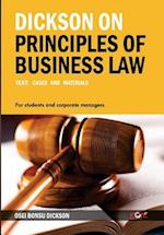 Dickson on Principles of Business Law