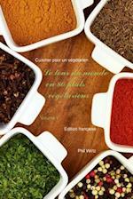Le Tour Du Monde En 80 Plats Vegetariens - Vol. 1