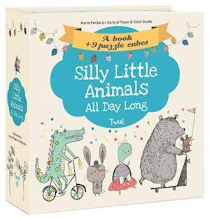 Silly Little Animals All Day Long af Marie Fordacq