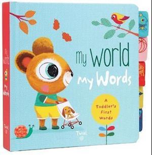 My World My Words af Marie Fordacq