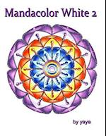 Mandacolor White 2