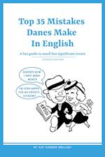 Top 35 Mistakes Danes Make in English